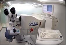 Оборудование для лазерной коррекции зрения