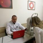 Исследование на кератотопографе