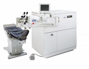 Эксимерный лазер VISX Star S4 IR (США)